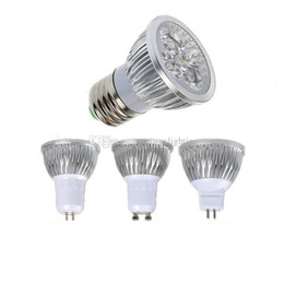 Wholesale Bulb Led 24v - CREE 9W 12W 15W Dimmable Led lights bulb GU10 MR16 E27 GU5.3 Led spotlight warm nature cool white indoor downlight led bulbs