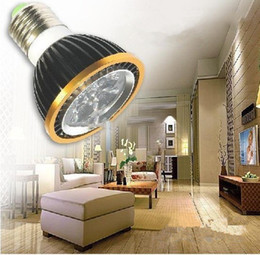 Wholesale E27 15w Dimmable Cree - Cheap 5 piece par20 LED Bulbs PAR 20 Cree light Dimmable 9W 12W 15W Spotlight E27 GU10 E14 B22 White Warm indoor lighting 110V-240V