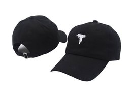 Wholesale Mens Guns - wholesale 2017 Fashion UZI Gun hiphop snapback caps hats,discount Cheap mens Street Adjustable Snapbacks Baseball Cap Hats, baseball caps