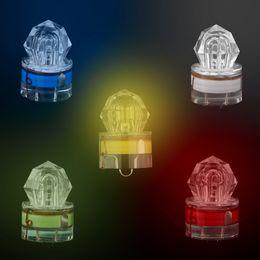 LED Fishing Light Deep Drop Luce subacquea a forma di diamante da nuova macchina per asciugare i capelli fornitori