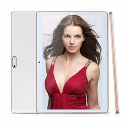 "Wholesale Android 3g Gps Tab - Wholesale- 3G Android Tablets PC Tab Pad 10 Inch IPS Screen MTK Quad Core 2GB RAM 32GB ROM Dual SIM Card WIFI GPS 10"" Phablet"