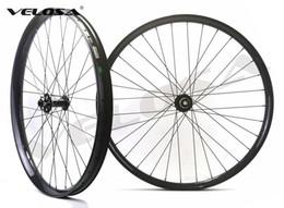 "Wholesale Race Wheelset - 27.5 inch MTB DH carbon wheelset 27.5"" down hill wheelset,tubeless compatible,sapim Race spokes, 35mm wide 40mm wide"