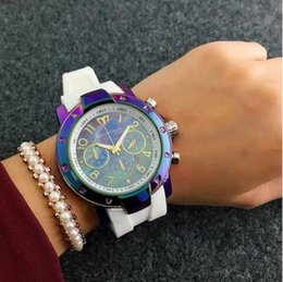 Wholesale outdoor calendars - French Luxury brand high quality Technomarine watch Multifunctional quartz outdoor sports Marine version Unisex silicone watch style black