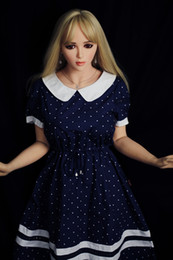 Wholesale Anus Female Sex Dolls - Solid silicone love doll big size165cm real sex dolls with artificial vagina, anus, oral and metal flexible skeleton