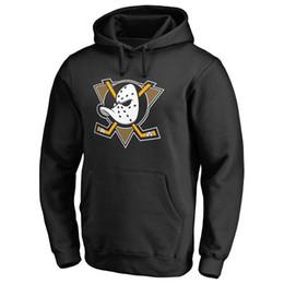 Wholesale Kids Wool Hoodie - 2017 NHL ANAHEIM DUCKS hoodies Ryan Kesler Ryan Getzlaf Name and Number Player sweatshirts for man women kid