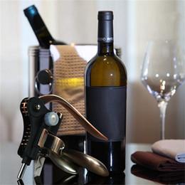 Wholesale Vintage Rabbits - Rabbit Wine Opener Corkscrew Bronze Wine Bottle Opener Vintage Red Wine Bottle Opener Kitchen Tools OOA2431