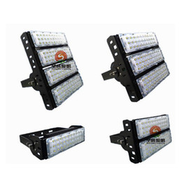 Wholesale Ac Design - New Design LED Floodlights for outdoor lighting 50W 100W 150W 200W waterproof Reflector spot light high brightness UL DLC