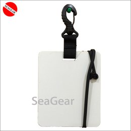 Wholesale Scuba Diving Dive Underwater Writing Slate Board Pencil x120mm