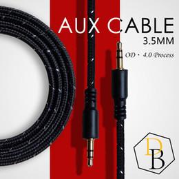 2019 satelliten-tv kostenlos AUX-Kabel Stecker auf Stecker Stereo-Linie 1m für Samsung Lautsprecher Auxiliary Car Audio Connoctor Universal für Handy