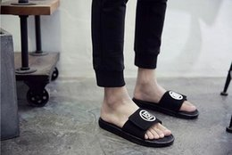 Wholesale Korean Fashion Slippers - 2017 summer couple slippers Korean version of the tide male dragons