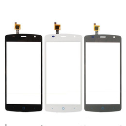 Wholesale Screen L5 - New For ZTE Blade L5 Plus Touch Screen Panel Digitizer Sensor Glass For ZTE Blade L5 Touch Panel Free Shipping