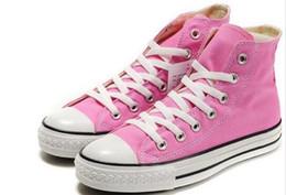 Wholesale White Canvas Yard - Hot sale!Model 2016 high fashion canvas shoes unisex lovers size 36-44 yards