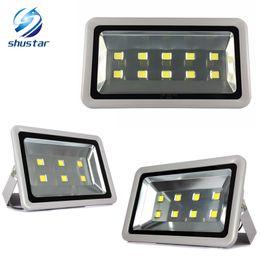 Потолочные светильники онлайн-300W 400W 500W Led Прожекторы ландшафтного освещения IP65 Светодиодный прожектор уличный светильник прожектор уличный свет на открытом воздухе