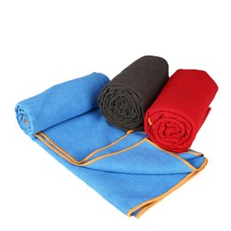 "Wholesale Microfiber Blanket Soft - Wholesale- 72""x 24"" Yoga Towel Microfiber Quick-dry Mat Pilates Soft Blanket Fitness GYM Bath"