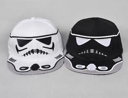 Canada Casquette de baseball Imperial Stormtrooper Trooper Letter, casquettes de baseball pour hommes, femmes, casquettes blanches Offre