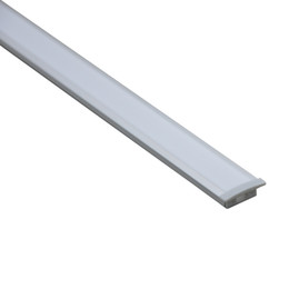Wholesale 12v Lighting China - 50 X 1M sets lot China anodised T type profile led light and aluminum led channel housing for led strip smd5050 flooring lights