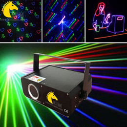 Wholesale Laser Blue Ttl - 500mw TTL RGB laser light fireworks ILDA projector SD card Ishow dj lights disco light KTV light pub light text laser laser animation light