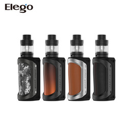 Wholesale Support For Batteries - New !! 100% Original Geekvape Aegis Kit 4.5ml 100W Supports 18650, 26650, 20700 and 21700 batteries for preorder