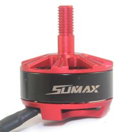 Wholesale Motor Brushless For Aircraft - Sumax SR2206CS 2206 2300KV 2600KV Brushless Motor for FPV Quadcopter Racing Drone RC Aircraft Airplane UAV