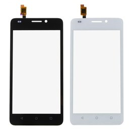 2019 huawei сенсорное стекло Wholesale- New Black White Touch Screen For Huawei Ascend Y635 Y635-L21 Touch Panel Digitizer Glass Lens Replacement For Huawei Y635 дешево huawei сенсорное стекло