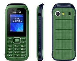 Wholesale Dual Sim Green - Newest Mini Phone B550 Mobilephone Big Sound Super Senior ManMini Unlocked Cellphone Cheap Phone Voice king keypad Big Seakers Mobilephone