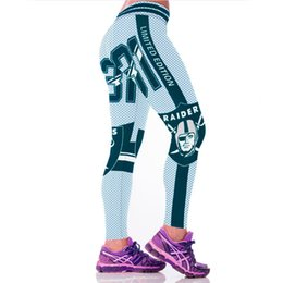 Wholesale Workout Capris - 2017 Adventure Time Women Sporting Workout Leggings Fitness Punk Rock Sexy Pants Capris 3D LIMITED EDITION RAIDER 31 Printing