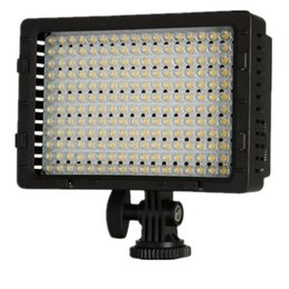 Wholesale Power Digital Camera - CN-216 216PCS LED Dimmable Ultra High Power Panel Digital Camera   Camcorder Video Light, LED Light for Canon, Nikon, Pentax, Panasonic