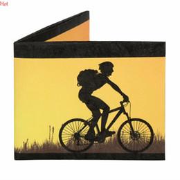 Wholesale Waterproof Paper Holder - Wholesale- Fashion Cool Design Unisex Wallet Women 2017 Hot Novel DuPont Tyvek Paper Bifold Wallet Waterproof Short Money Clips YSN000126