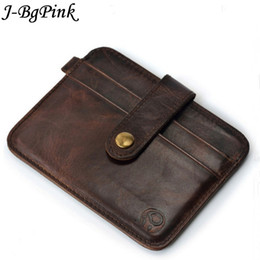 Wholesale Luxury Leather Portfolios - Wholesale- Famous Brand Luxury Slim Wallet Men Purse Male clamp for Money Clip walet Small portfolio cuzdan thin perse Portomonee carteras