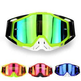 Wholesale Motorcycle Motocross Goggles - Motocross Goggles Motorcycle Racing Eyewear Moto Bike ATV Off road Outdoor Sport CS Gafas Racing MX Goggle