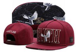 Wholesale Browning Eagle - Fashion Red Eagle CAYLER & SON Snapback Caps bone baseball Cap Hats for men women Cayler Sons hip hip Cap Casquette gorras dad hat