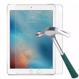 Wholesale Ipad Clear Protector - For iPad Mini 4 Ipad PRO 9.7inch Screen Protector Shatterproof Anti-Scratch HD Clear iPad Mini 2 3 Air Tempered Glass