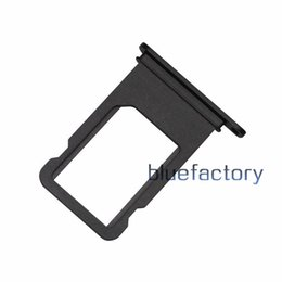 iphone nano sim slot Coupons - New For iphone 7 Replacemnet Nano Sim Card Adapter Holder Tray Slot for iphone 6 plus for iphone 5 Mobile Phone Repair Parts