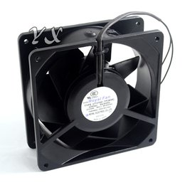 Wholesale Computer Fan Temperature - free shipping New UT276D-TP [B98] 220V 37   34W high-temperature fan for ROYAL FAN 140 * 140 * 50mm