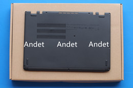 Wholesale 12 Thinkpad - New Original For Lenovo ThinkPad S1 Yoga S240 Yoga 12 Base Cover Bottom Case Black 04X6444 00HT846 AM10D000A00