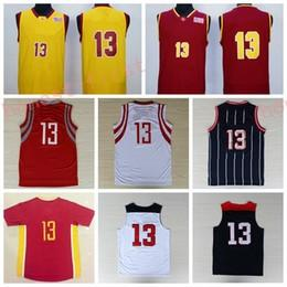 Wholesale Dreams Chinese - Sale 13 James Harden Uniforms 2017 USA Dream Team One James Harden Jersey Shirt Christmas Chinese Throwback Red Pride Clutch City Red White