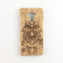 Wholesale Cork Patterns - 2017 For Xiaomi Redmi 4 Pro Cork Wood Phone Case Wood Pattern Mobile Phone Cover Case for Redmi 4 Pro