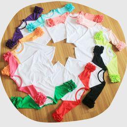 Wholesale Solid Girls T Shirts - icing shirts for girls raglan 3 4 sleeve icing t-shirts ruffle tees shirts baseball ruffle T shirt wholesale icing ruffle shirt