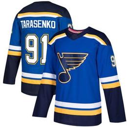 Wholesale Factory St - nhl hockey jerseys cheap Mens St. Louis Blues Vladimir Tarasenko Royal Authentic Player Jersey store usa sports ice hockey blank factory kid