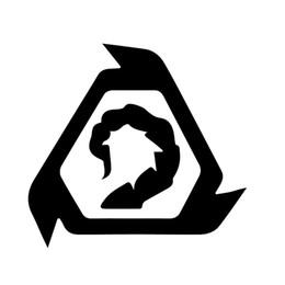 Großhandel 10 teile / los Film Animation Klassische Zeichen Bruderschaft von Nod Symbol Lustige Auto Aufkleber Wohnmobil Lkw Fenster Auto Abdeckung Vinyl Aufkleber von Fabrikanten