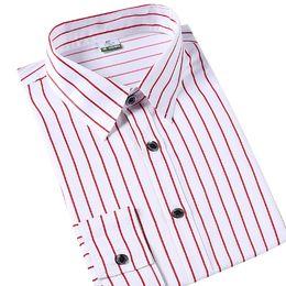 Wholesale China T Shirt Wholesale - Wholesale- T china cheap wholesale 2016 Summer new hot sale men fashion stripe long-sleeve shirt slim casual tide male shirt