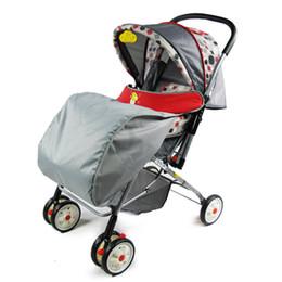 Wholesale Amazing Baby - Wholesale- 2015 Windshield Warm Amazing Baby Stroller Socks Pram Winter Essential Autumn Cover Stroller Accessories Stroller