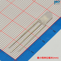 Wholesale Cathode Diode - Wholesale- 100Pcs Through Hole 5mm Red&Green Double Light High Brightness LED Diode, Common Anode Common Cathode