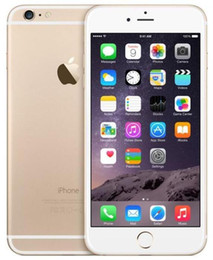 Wholesale Dual Camera A8 - Refurbished Original Apple iPhone 6 With Touch ID 4.7 inch 128GB 64GB 16GB A8 IOS 8.0 Unlocked Phone