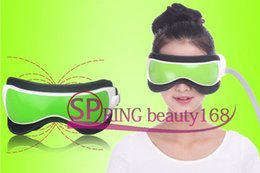 Wholesale Magnetic Therapy Eye Massager - Automatic Electric Magnetic Eye Care Relax Massager with Microcomputer Control Alleviate Fatigue and Health Care eye massager