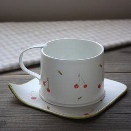 Wholesale Hand Painted Jingdezhen Porcelain - Jingdezhen painted porcelain ceramic cup art coffee cups set hand painted cups milk mug factory direct