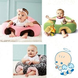 Wholesale Eat Chair Portable - Baby Seat Plush learning to eat chairs infant portable dining chair & Seats cushions cushions children's small sofa seat plush toys