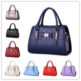 Wholesale Nice Handbags - Nice Lady bags handbag Stereotypes sweet fashion handbags Shoulder Messenger Handbag.