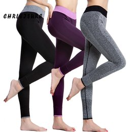 Wholesale Black Stretch Leggings - Women Leggings Spandex Slim Elastic Comfortable High Waist Super Stretch Workout Trousers Sporting Leggings Women