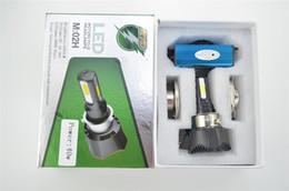 Wholesale Motorcycle Headlight Yamaha - Hot Sale Hi-lite Good Quality Motorcycle Headlight Headlamp RTD-M02H LED 40W 4400LM 9-18V Universal Motorcycle Light
